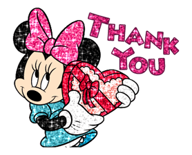 Minnie Mouse: Glittery Fun Stickers 11