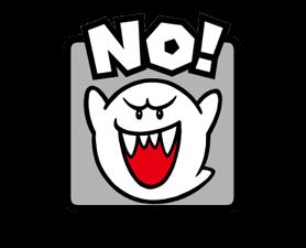 Mario Kart Stickers 24