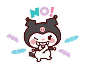 SANRIO CHARACTERS3 (Cartoons) Stickers 23