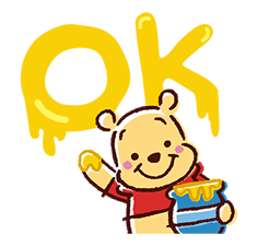Winnie The Pooh Stickers 3