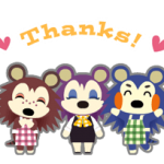 Animal Crossing Stiker 3