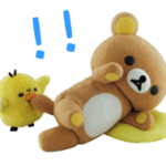 Rilakkuma the Movie Stickers 25