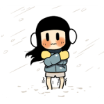 Smile Brush: Edition Winter Stickers 4