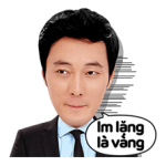 So Ji-sub Sticker Special Edition 3