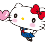 Hello Kitty: Stickres simple et doux 3