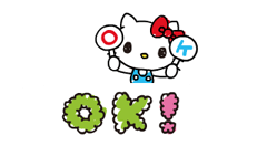 Hello Kitty's Quick Replies! Stickers 3
