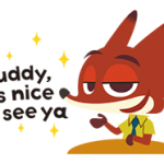 Zootopia Stickers 10