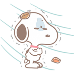 Lovely Snoopy Stickers 3