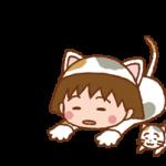 Stickers Chibi Maruko-nyan 3