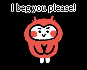 Kanahei's Komimizuk Stickers 3