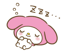 My Melody: Sweet as Can Be! Stickers 2 3