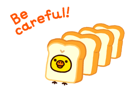 Rilakkuma: Freshly Baked Fun Stickers 3