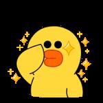 LINE Characters Geluid uit! stickers 17