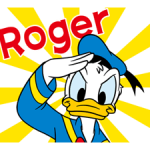 Donald Duck Quacks It Up! Stickers 3
