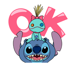 Stitch & Scrump Stickers 3