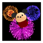 Disney Tsum Tsum Stickers 3
