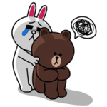 Data emocionants Brown & Cony d'etiquetes 3