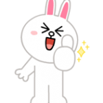 LINE Characters: Pastel Cuties Stickers 3