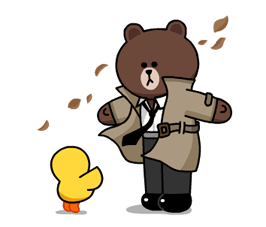 LINE Characters: Burning Emotion Stickers 3