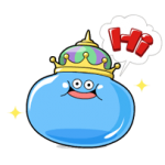 DRAGON QUEST Stickers 3