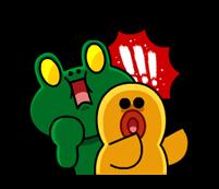 이동 톰보이 샐리 이동! 스티커 3