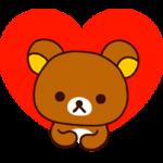 Rilakkuma & Kiiroitori Klistermärken 3