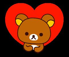 松弛熊&Kiiroitori贴纸 3