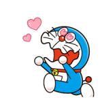 Doraemon Stickers 3 3