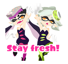 Splatoon: Stiker Injection firasat 3