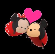 Disney TsumTsum Nálepky 35