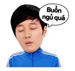 SO JI SUB Special Edition Sticker 35