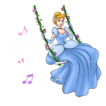 Cinderella Stickers 4