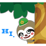 Animal Crossing Stiker 4