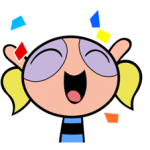 Powerpuff Girls Stickers 4