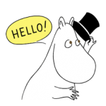 Moomin Stickers 2 4