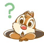 "Chip ""n"" Dale Pufos Mută ​​Stickere 4"