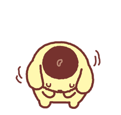 Pompompurin Stickers 2 4
