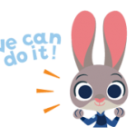 Zootopia Stickers 11