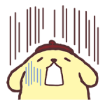 Pompompurin Stickers 4