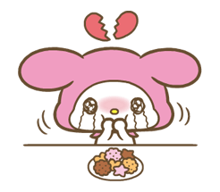 My Melody: Sweet as Can Be! Stickers 2 4