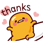 gudetama: Nice and Over Easy Stickers 4