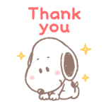 Lovely Snoopy at Work Stickers 4