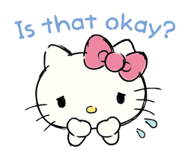 Hello Kitty's Daily Cuteness Stickers 4