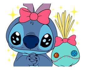 Stitch & Scrump Stickers 4