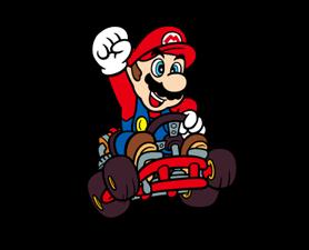 Mario Kart Stickers 4