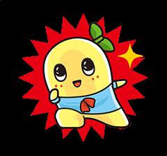 funassyi Stickers 4