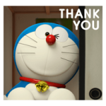 Stand by Me Doraemon Stickere 4