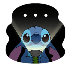 Stitch Mayhem Stickers 4