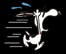 Snoopy ★ Vintage ਸਟਿੱਕਰ 4