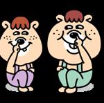 kumatan Stickers 4